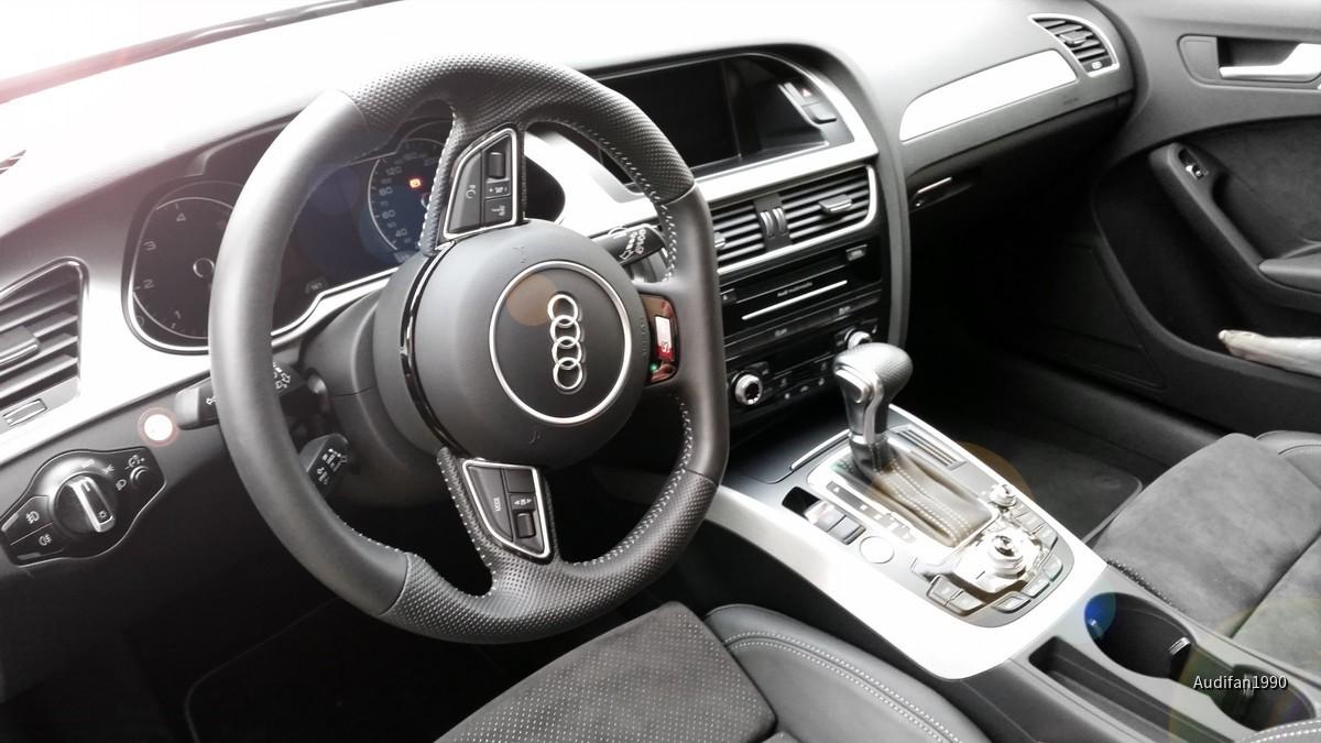 Audi A4 Avant 2.0 TDI (13)