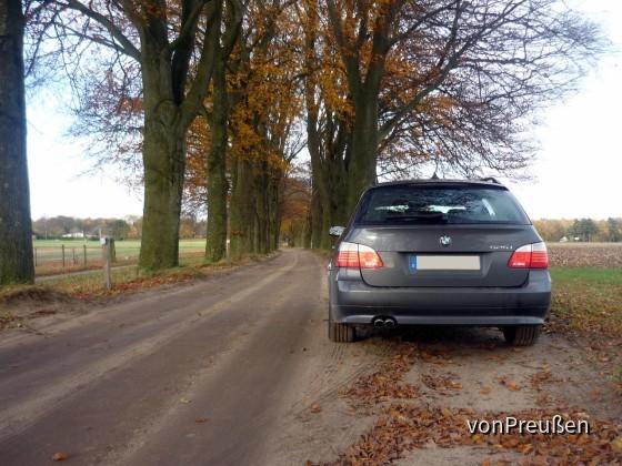 Sixt LWAR: BMW 525i Touring
