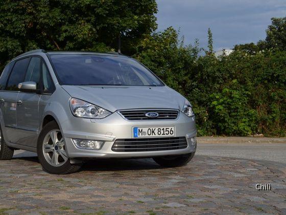 Ford Galaxy 2.2 TDCi