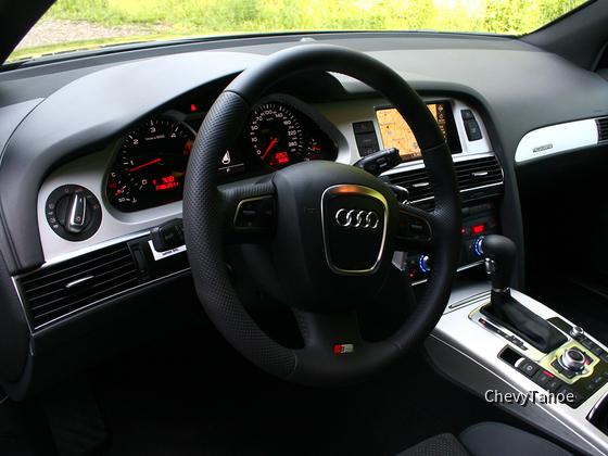 Audi A6 Avant 3.0 TDI quattro Sixt