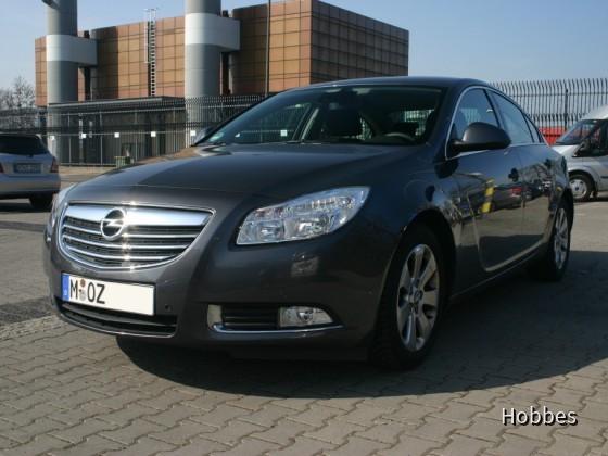Opel Insignia 1.8 | Sixt Berlin Tegel