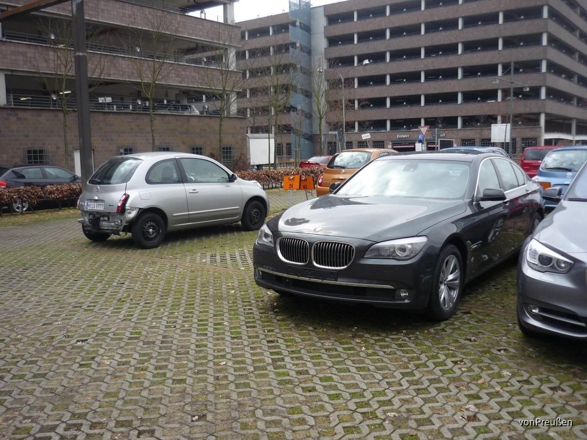 Sixt Airport Bremen BMW