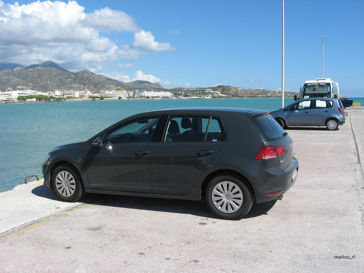 VW Golf TDI Sixt HER
