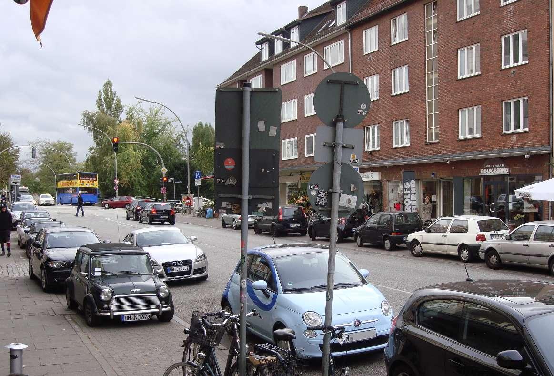 Fiat 500 E Karabag | Sixt Hamburg & RWE