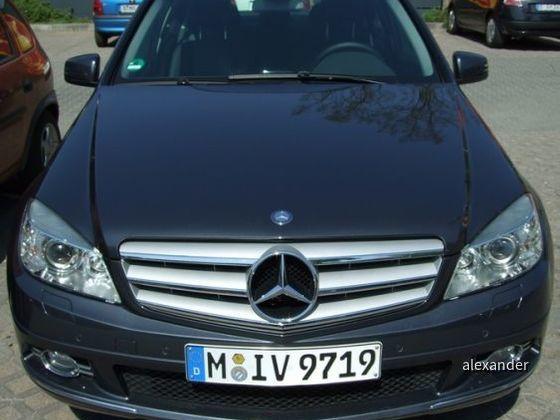 Mercedes C 220 CDI - Sixt