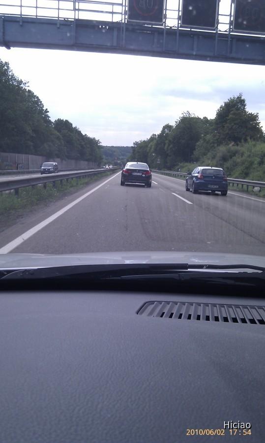 BMW F10 525d Europcar