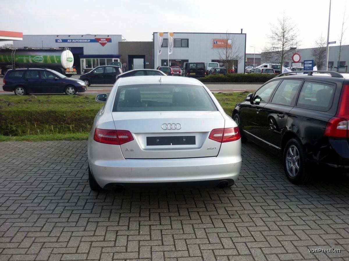 Sixt Audi A6 2.0T