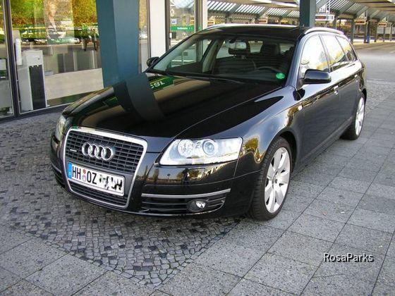 Audi A6 von Europcar