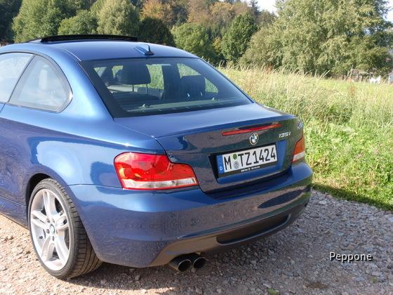BMW 135i Coupe 003