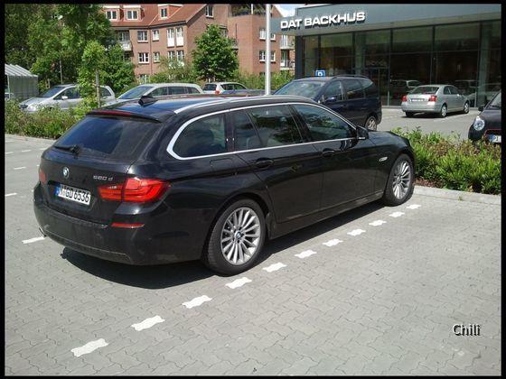 BMW 520dA Touring