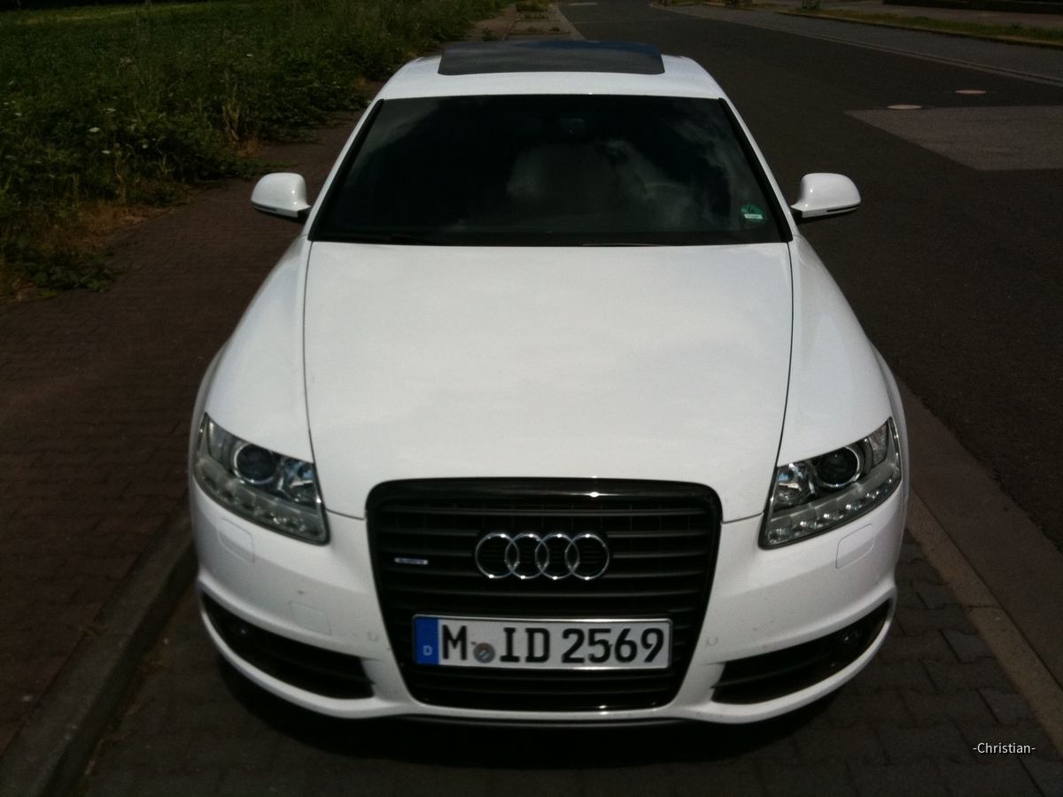 Audi A6 3.0 TDI S-line Limousine