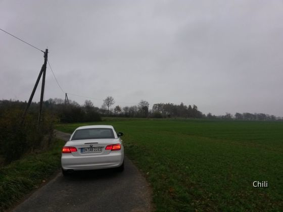BMW 320d Cabrio