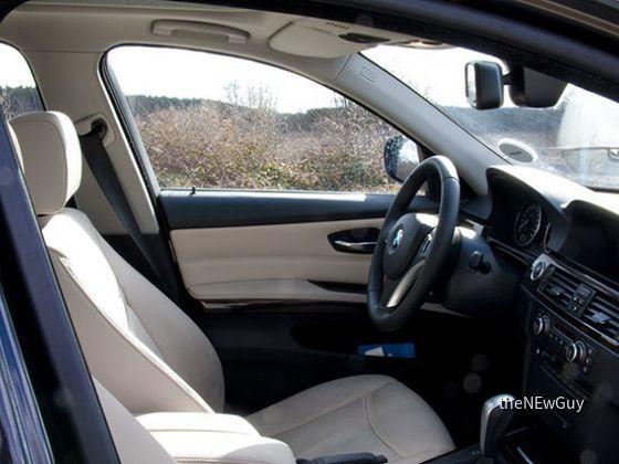 BMW 330d - Mietwagenoldie, März 2010
