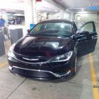 ALAMO MIAMI INTL AIRPORT - Chrysler 200 AT :-)