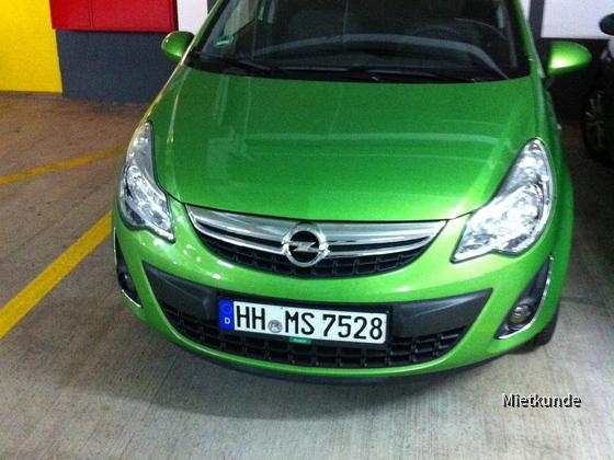 Europcar Mannheim-City 20.09.11