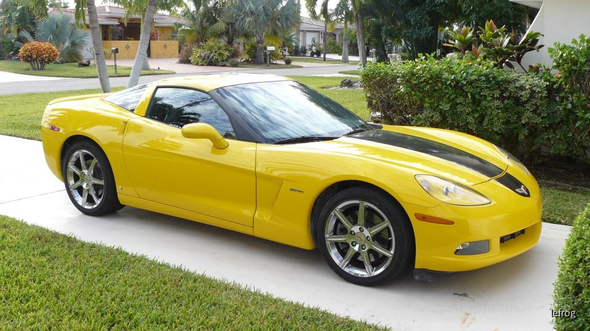 Corvette ZHZ, Hertz Miami