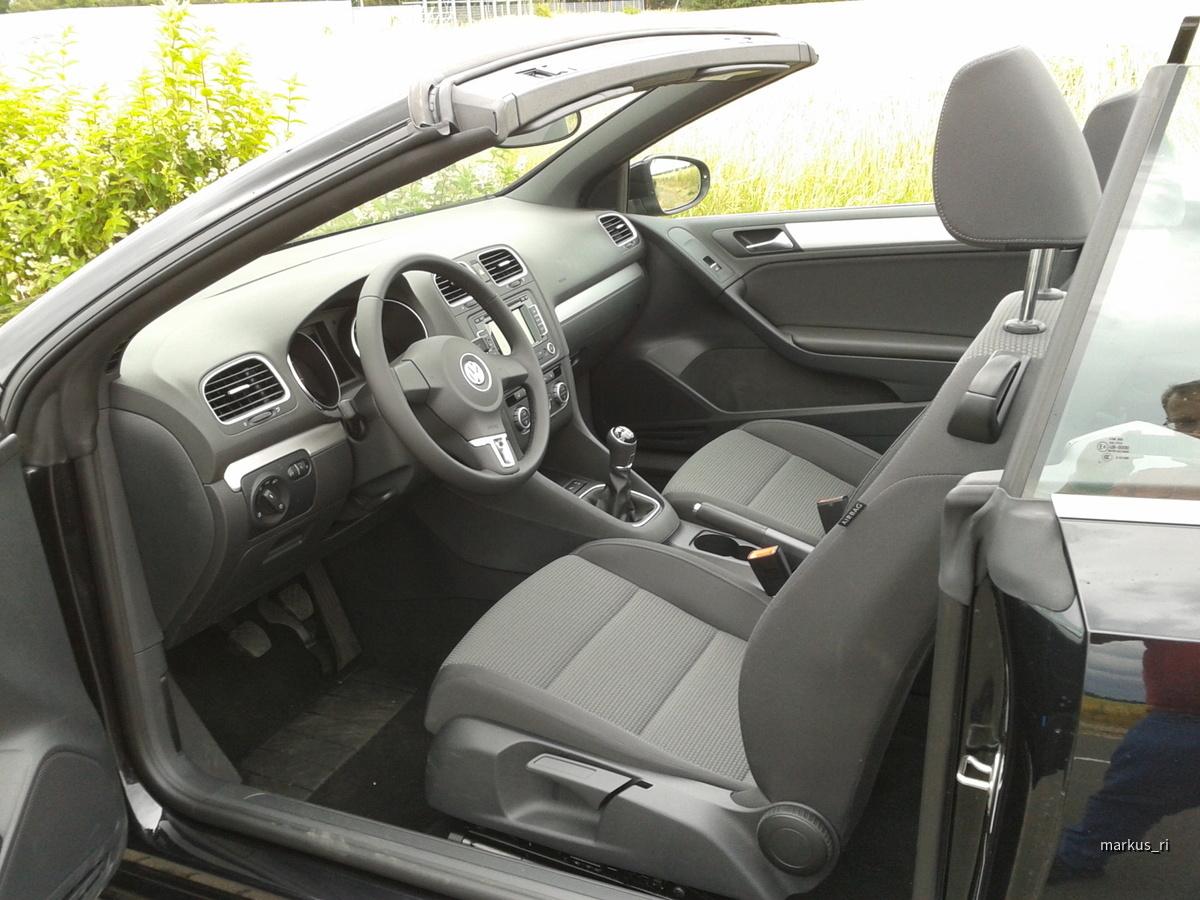 Sixt VW Golf Cabrio