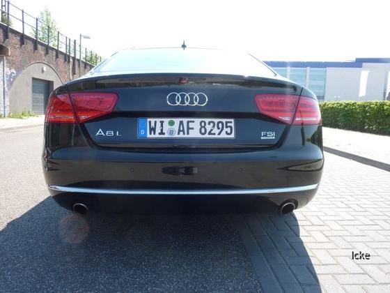 Audi A8 L 4.2 FSI Quattro |Avis