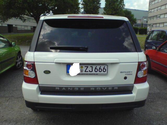 Alte RR sport HSE 2009 from AVIS