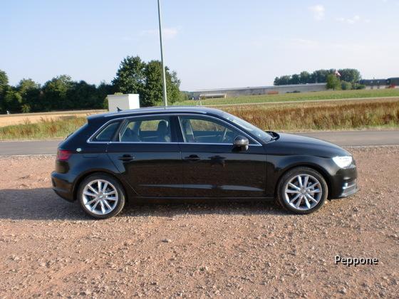 Audi A 3 Sportback 2.0 TDI 008