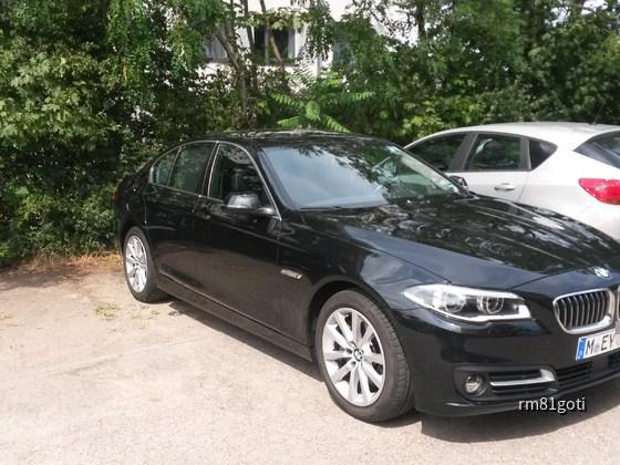 BMW 530d Limousine