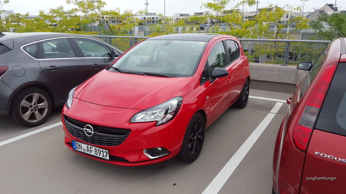 Opel Corsa E - 1