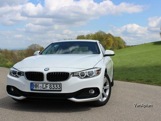 BMW 420d Coupé (190 PS)