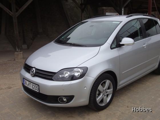 VW Golf Plus 1.6 TDI   Hertz