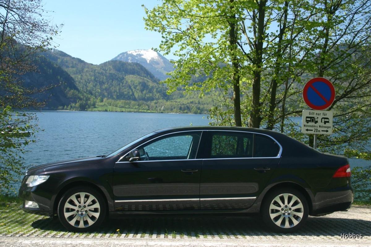 Superb 2.0 TDI   Europcar
