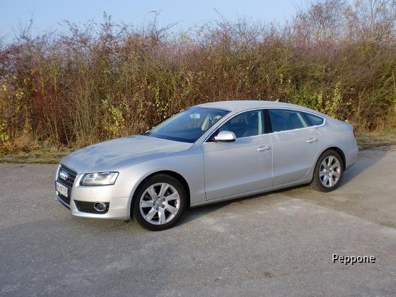Audi A 5 2.0 TFSI 001