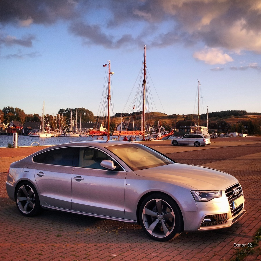 Audi A5 Quattro TDI 3.0