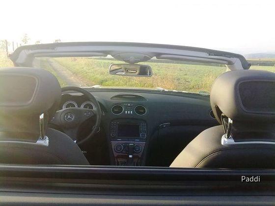 MB SL500 - XTAR - von Europcar