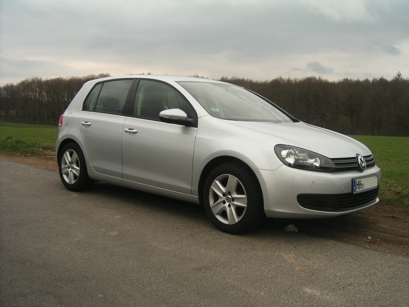 VW Golf VI 1.6 TDI