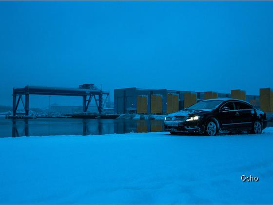 Volkswagen CC 2.0TDI 150PS