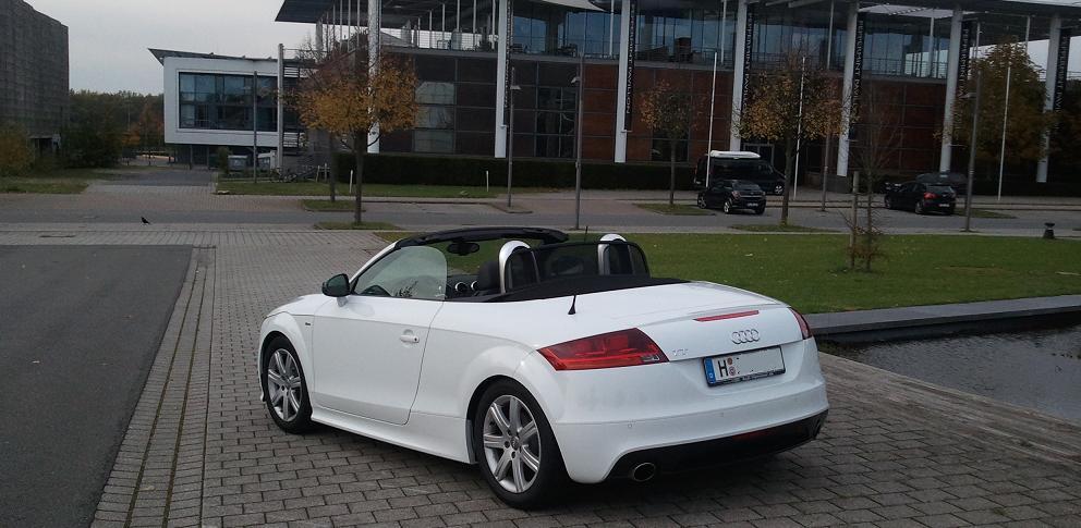 Audi TT roadster / kein MW