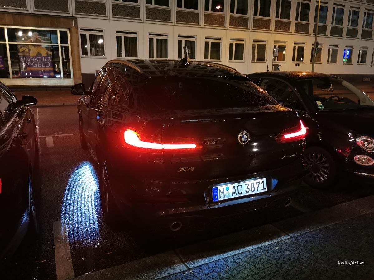 BMW X4 20i   SIXT Bonn-Bad Godesberg