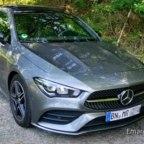 Mercedes-Benz CLA 250 4MATIC Coupe | Mercedes-Rent (RKG Bonn)
