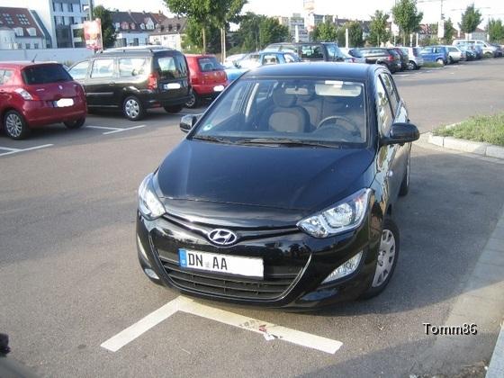 Hyundai i20 freifahrt.de