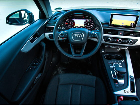 Audi A4 Avant B9 2.0 TDI