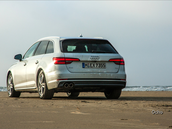 Audi A4 Avant 2.0 TDI s-line, 190PS