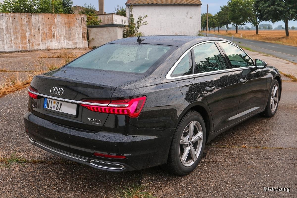 Audi A6 50TDI