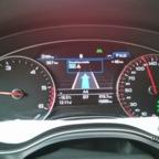 A6 V6 TDI quattro S-Line Tacho