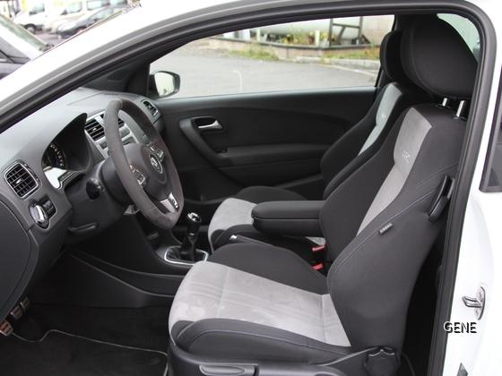 VW Polo R WRC Street - Innenansicht 2