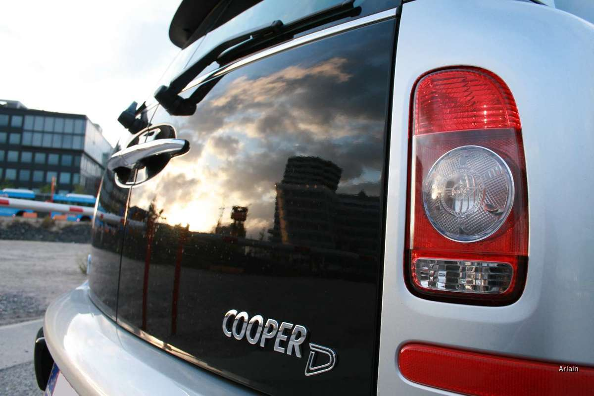 Mini Cooper D Clubman | Sixt