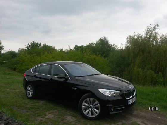 BMW 535d xDrive GT | Sixt Reeperbahn (24h)