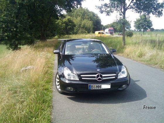 Mercedes CLS 320 CDI (Sixt)