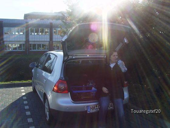 Wochenende mit einem VW Golf V United