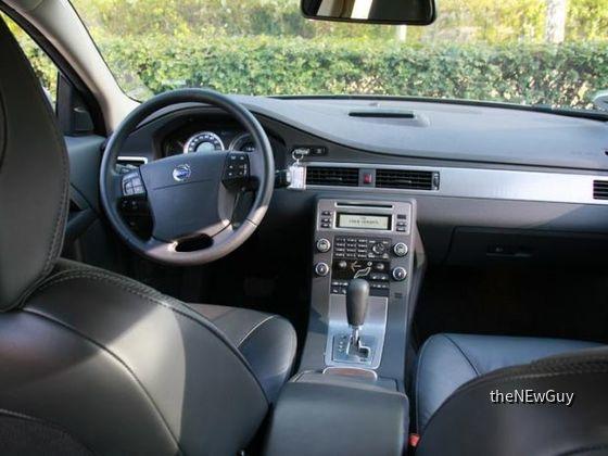 Volvo XC70 von Sixt