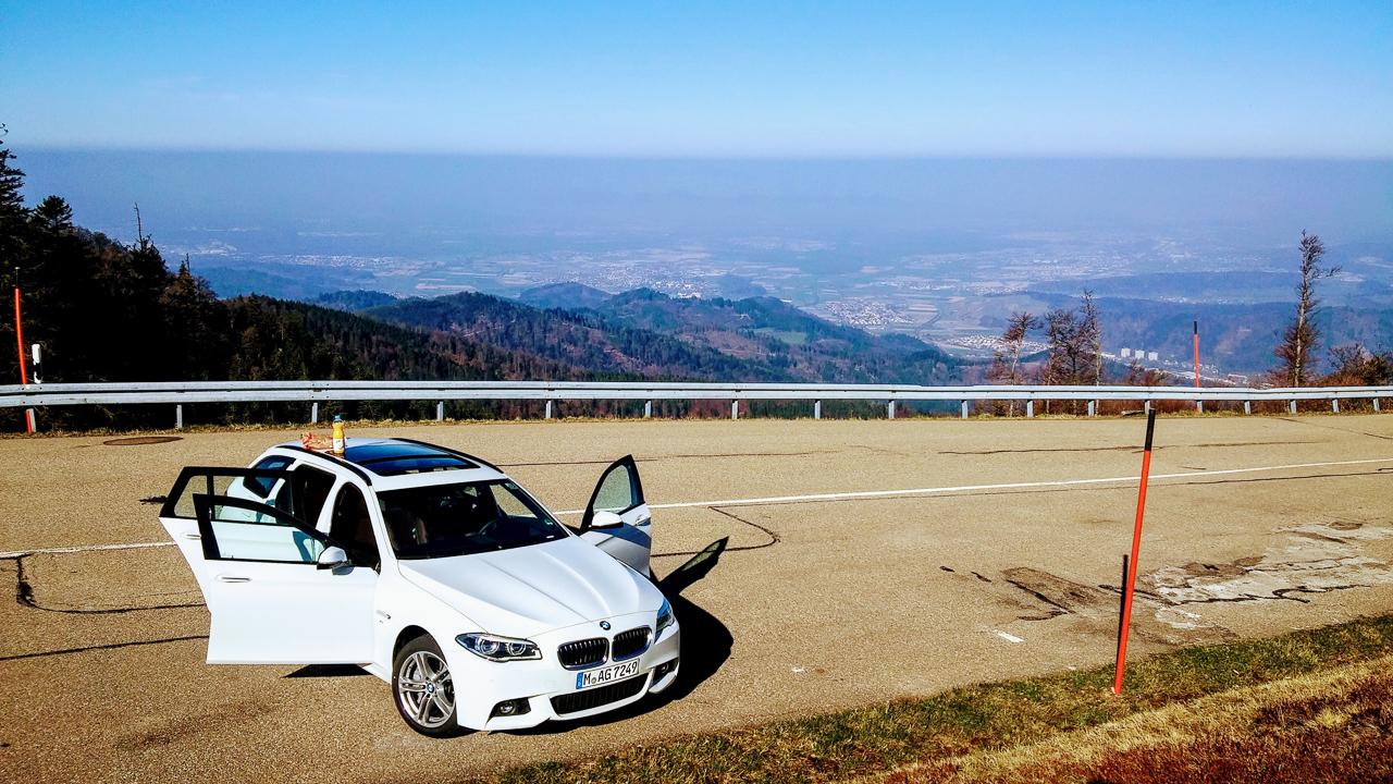 BMW 530d F10