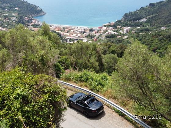 Reisebericht Cinque Terre - Italien | Mazda MX-5 RF |Sixt Düsseldorf-Flingern